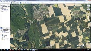Klicken Sie auf die Grafik für eine größere Ansicht  Name:Liebenburg Linie in Google Earth.jpg Hits:157 Größe:757,8 KB ID:15543