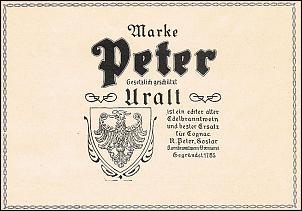 Klicken Sie auf die Grafik für eine größere Ansicht  Name:goslar, kornbrandwein-brennerei peter.jpg Hits:8 Größe:116,2 KB ID:14538