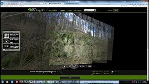 Klicken Sie auf die Grafik für eine größere Ansicht  Name:Ratssandgrube mit Photosynth.jpg Hits:170 Größe:55,4 KB ID:15570