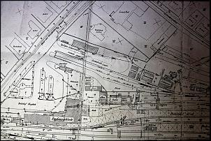 Klicken Sie auf die Grafik für eine größere Ansicht  Name:gleisplan goslar 1945 ausschnitt 1.jpg Hits:505 Größe:316,0 KB ID:16151