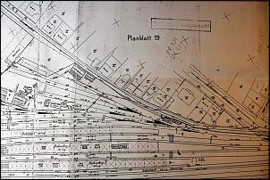 Klicken Sie auf die Grafik für eine größere Ansicht  Name:gleisplan goslar 1945 ausschnitt 2.jpg Hits:500 Größe:290,3 KB ID:16152