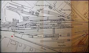 Klicken Sie auf die Grafik für eine größere Ansicht  Name:gleisplan goslar 1915.jpg Hits:471 Größe:230,9 KB ID:16153