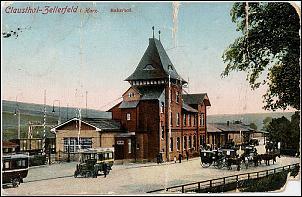 Klicken Sie auf die Grafik für eine größere Ansicht  Name:Bahnhof Clausthal.jpg Hits:7 Größe:125,1 KB ID:17460