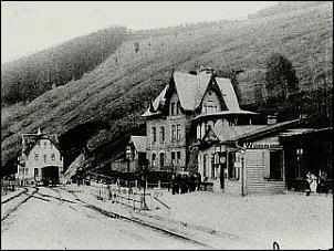Klicken Sie auf die Grafik für eine größere Ansicht  Name:Bahnhof  Wildemann 1898.jpg Hits:7 Größe:65,6 KB ID:17461
