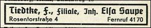 Klicken Sie auf die Grafik für eine größere Ansicht  Name:Modenhaus Tiedtke _ Telefonbuch 1955.jpg Hits:2 Größe:11,6 KB ID:7438