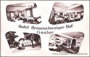 Klicken Sie auf die Grafik für eine größere Ansicht  Name:goslar, hotel braunschweiger hof.jpg Hits:121 Größe:340,0 KB ID:16862