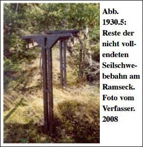 Klicken Sie auf die Grafik für eine größere Ansicht  Name:goslar seilbahn taternbruch ramseck.jpg Hits:168 Größe:35,9 KB ID:16173